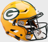 Green Bay Packers SpeedFlex Football Helmet PSM-Powers Sports Memorabilia