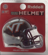 Virginia Tech Hokies Pocket Pro Riddell PSM-Powers Sports Memorabilia