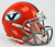 Virginia Cavaliers NCAA Mini Speed Football Helmet B 1968 Throwback B PSM-Powers Sports Memorabilia