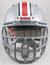 Ohio State Buckeyes Speed Replica Football Helmet B Block O Mask LIMITED QUANTITY B PSM-Powers Sports Memorabilia