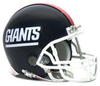 New York Giants 1981 to 1999 Riddell Mini Replica Throwback Helmet PSM-Powers Sports Memorabilia