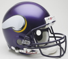 Minnesota Vikings 2006 to 2012 Football Helmet PSM-Powers Sports Memorabilia