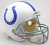 Indianapolis Colts 1959 to 1977 Full Size Replica Throwback Helmet PSM-Powers Sports Memorabilia