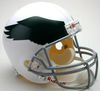 Philadelphia Eagles 1969 to 1973 Full Size Replica Throwback Helmet PSM-Powers Sports Memorabilia