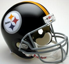 Pittsburgh Steelers 1963 to 1976 Full Size Replica Throwback Helmet PSM-Powers Sports Memorabilia