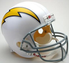 San Diego Chargers 1961 to 1973 Full Size Replica Throwback Helmet PSM-Powers Sports Memorabilia