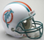 Miami Dolphins 1980 to 1996 Full Size Replica Throwback Helmet PSM-Powers Sports Memorabilia