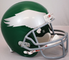 Philadelphia Eagles 1959 to 1969 Full Size Replica Throwback Helmet PSM-Powers Sports Memorabilia