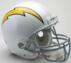 San Diego Chargers 1961 to 1973 Football Helmet PSM-Powers Sports Memorabilia