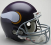Minnesota Vikings 1961 to 1979 Football Helmet PSM-Powers Sports Memorabilia