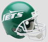 New York Jets 1978 to 1989 Football Helmet PSM-Powers Sports Memorabilia