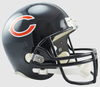Chicago Bears Full Size Replica Football Helmet PSM-Powers Sports Memorabilia
