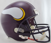 Minnesota Vikings 1983 to 2001 Full Size Replica Throwback Helmet PSM-Powers Sports Memorabilia