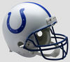 Indianapolis Colts 1995 to 2003 Football Helmet PSM-Powers Sports Memorabilia