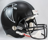 Atlanta Falcons 1990 to 2002 Football Helmet PSM-Powers Sports Memorabilia