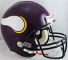 Minnesota Vikings 1983 to 2001 Football Helmet PSM-Powers Sports Memorabilia