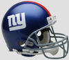 New York Giants Football Helmet PSM-Powers Sports Memorabilia