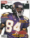 Randy Moss unsigned Minnesota Vikings Athlon Sports 1999 NFL Pro Football Preview Magazine PSM-Powers Sports Memorabilia