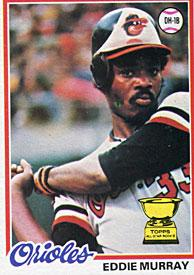 Eddie Murray 1978 Topps Baseball Card PSM-Powers Sports Memorabilia