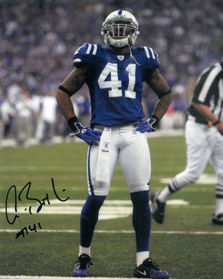 Antoine Bethea signed Indianapolis Colts 8x10 Photo PSM-Powers Sports Memorabilia