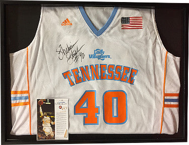 86086748f161 Authentic Autographed Signed Basketball Jerseys - PSA