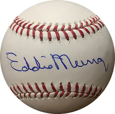 Eddie Murray signed Official Major League Baseball (Baltimore Orioles) PSM-Powers Sports Memorabilia