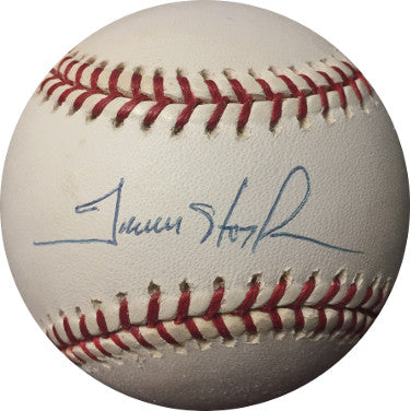 Trevor Hoffman signed Official Major League Baseball- JSA Hologram #G31481 (San Diego Padres) PSM-Powers Sports Memorabilia