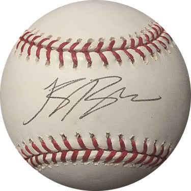 Ryan Braun signed Official Major League Baseball- JSA Hologram #G32782 (Milwaukee Brewers) PSM-Powers Sports Memorabilia