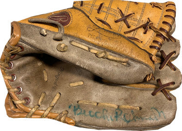 Brooks Robinson signed Vintage Rawlings Model Glove- JSA Hologram #CC08884 (Baltimore Orioles) PSM-Powers Sports Memorabilia