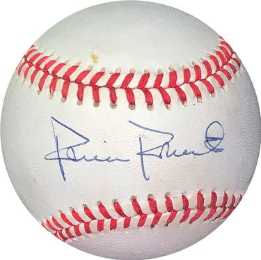 Robin Roberts signed RONL Rawlings Official National League Baseball- JSA Hologram #EE41663 (Philadelphia Phillies) PSM-Powers Sports Memorabilia