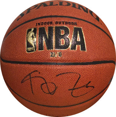 Kevin Garnett signed Spalding NBA Indoor/Outdoor Basketball- Steiner Hologram (Celtics/Timberwolves) PSM