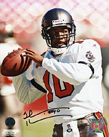 Shaun King Autographed 8x10 Photo Tampa Bay Buccaneers PSM-Powers Sports Memorabilia