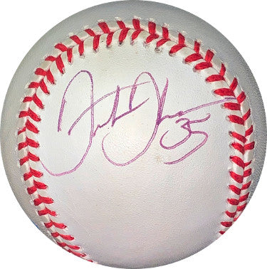 Frank Thomas signed ROAL Rawlings Official American League Baseball #35- JSA #II11970 (Chicago White Sox/Toronto Blue Jays) PSM-Powers Sports Memorabilia