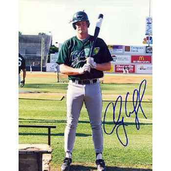Aubrey Huff Orlando Rays - Devil Rays Affiliate Autographed 8x10 Photo. This item comes with a certificate of authenticity from Autograph-Sports. PSM-Powers Sports Memorabilia