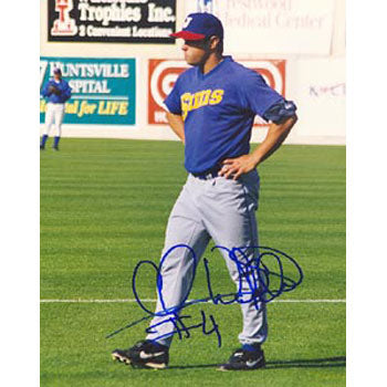 Chris Wakeland Jacksonville Suns - Tigers Affiliate Autographed 8x10 Photo. This item comes with a certificate of authenticity from Autograph-Sports. PSM-Powers Sports Memorabilia