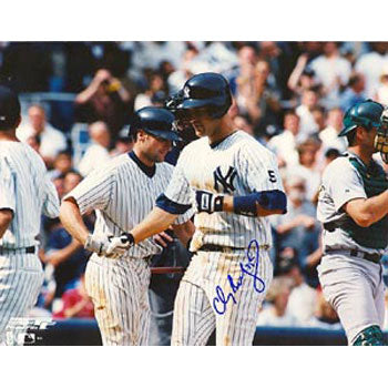 Clay Bellinger New York Yankees Autographed 8x10 Photo. This item comes with a certificate of authenticity from Autograph-Sports. PSM-Powers Sports Memorabilia