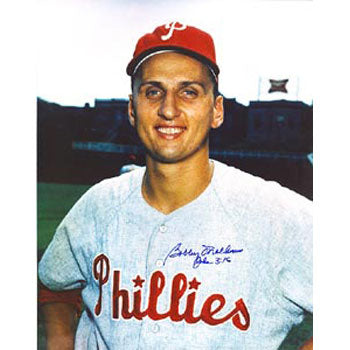 Bobby Malkmus Philadelphia Phillies Autographed 8x10 Photo. This item comes with a certificate of authenticity from Autograph-Sports. PSM-Powers Sports Memorabilia