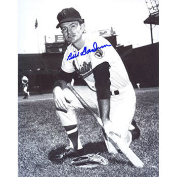 Billy Gardner Washington Senators Autographed 8x10 Photo. This item comes with a certificate of authenticity from Autograph-Sports. PSM-Powers Sports Memorabilia