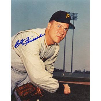 Bob Friend Pittsburgh Pirates Autographed 8x10 Photo. This item comes with a certificate of authenticity from Autograph-Sports. PSM-Powers Sports Memorabilia