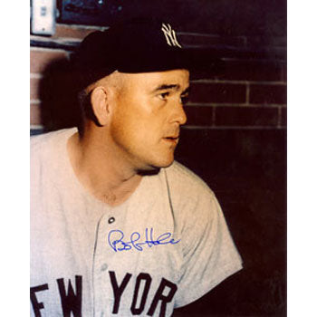 Bob Hale New York Yankees Autographed 8x10 Photo. This item comes with a certificate of authenticity from Autograph-Sports. PSM-Powers Sports Memorabilia