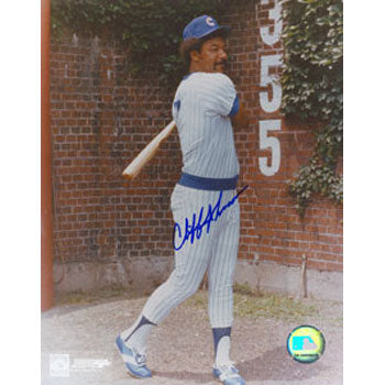 Cliff Johnson Chicago Cubs Autographed 8x10 Photo. This item comes with a certificate of authenticity from Autograph-Sports. PSM-Powers Sports Memorabilia
