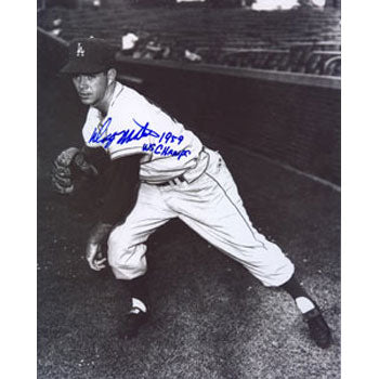Danny McDevitt Los Angeles Dodgers Autographed 8x10 Photo. This item comes with a certificate of authenticity from Autograph-Sports. PSM-Powers Sports Memorabilia