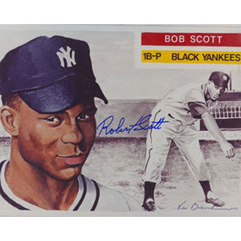Bob Scott New York Yankees Autographed 8x10 Photo. This item comes with a certificate of authenticity from Autograph-Sports. PSM-Powers Sports Memorabilia