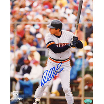 Darrell Evans Detroit Tigers Autographed 8x10 Photo. This item comes with a certificate of authenticity from Autograph-Sports. PSM-Powers Sports Memorabilia