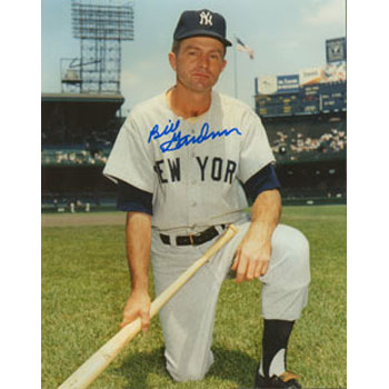 Bill Gardner New York Yankees Autographed 8x10 Photo. This item comes with a certificate of authenticity from Autograph-Sports. PSM-Powers Sports Memorabilia