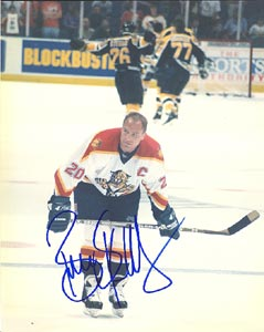 Brian Skrudland Florida Panthers Autographed 8x10 Photo. This item comes with a certificate of authenticity from Autograph-Sports. PSM-Powers Sports Memorabilia