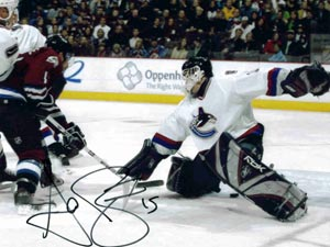 Andrew Brunette Colorado Avalanche Autographed 8x10 Photo. This item comes with a certificate of authenticity from Autograph-Sports. PSM-Powers Sports Memorabilia
