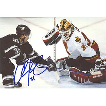 Andy McDonald Anaheim Mighty Ducks Autographed 4x6 Photo. This item comes with a certificate of authenticity from Autograph-Sports.-Powers Sports Memorabilia