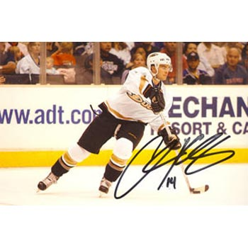 Chris Kunitz Anaheim Ducks Autographed 4x6 Photo. This item comes with a certificate of authenticity from Autograph-Sports. PSM-Powers Sports Memorabilia
