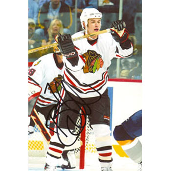Brent Seabrook Chicago Blackhawks Autographed 4x6 Photo. This item comes with a certificate of authenticity from Autograph-Sports. PSM-Powers Sports Memorabilia